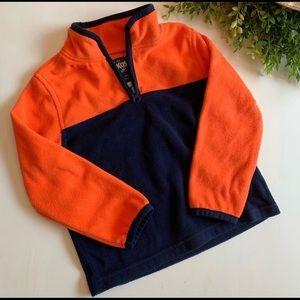OshKosh Boys Fleece Pullover Size 12 Month